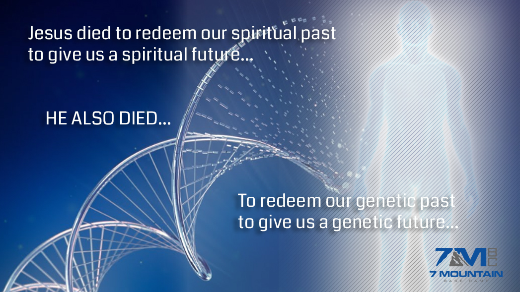 Redeemed DNA